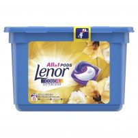 LENOR GOLD ORCHID  Капсули за пране, 15 бр.