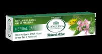 L`ANGELICA HERBAL CARE Био паста за зъби против зъбна плака без флуорид ,75 мл.