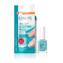 EVELINE NAILS THERAPY PEEL-OFF Регенерираща маска за нокти, 12 мл.