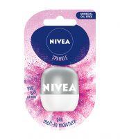 NIVEA Балсам за устни pop-ball sparkle, 7 гр.