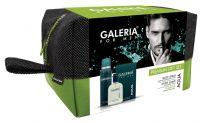 GALERIA AQUA  Афтършейв 100 мл + дезодорант 150 мл + подарък несесер, подаръчен комплект