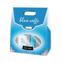 JEAN  MARK BLUE CAFFE IN BAG Тоалетна вода 50 мл + део 75 мл, подаръчен комплект