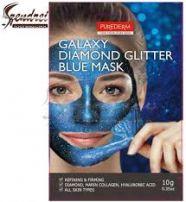 PUREDERM Маска за лице galaxy diamond blue
