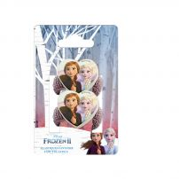 DISNEY FROZEN II Ластици за коса, 2 бр.