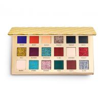 REVOLUTION PRO ALL THAT GLISTENS SHADOW PALETTE Палитра сенки за очи, 18 гр.