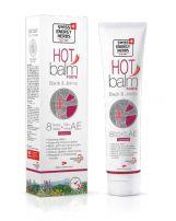SWISS ENERGY Загряващ балсам охлаждащият  за болки в кръста и стави, 75мл.