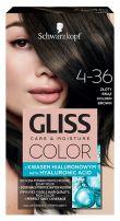 GLISS COLOR Боя за коса 4-36 Златно кафяв