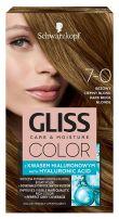 GLISS COLOR Боя за коса 7-0 Тъмно бежово рус