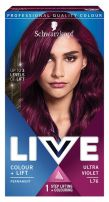 LIVE COLOUR + LIFT Боя за коса L76 Ultra violet