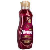 MEDIX ALVINA DELUXE PERFUME ELEGANCE Омекотител за тъкани (бордо) 37 пранета, 925 мл.
