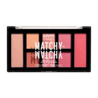 NYX PROFESSIONAL MAKE UP Matchy Matchy Monochromatic Палитра сенки за очи Melon, 1 бр.