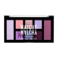 NYX PROFESSIONAL MAKE UP Matchy Matchy Monochromatic Палитра сенки за очи Lilac, 1 бр.