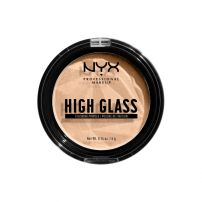 NYX PROFESSIONAL MAKE UP High Glass Пудра за финиш Light, 1 бр.