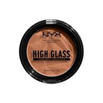 NYX PROFESSIONAL MAKE UP High Glass Пудра за финиш Deep, 1бр.