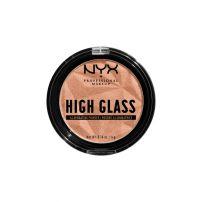 NYX PROFESSIONAL MAKE UP High Glass Компактен хайлайтър Daytime halo, 1 бр.
