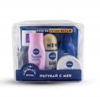 NIVEA TRAVEL SET Дамски мини продукти