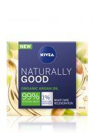 NIVEA NATURALLY GOOD Нощен крем, 50 мл.