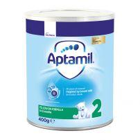 MILUPA APTAMIL 2Преходно мляко Адванс 6-12м., 400гр.