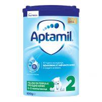 АПТАМИЛ2 АДВАНС(6-12М)Преходно мляко, 800 гр.