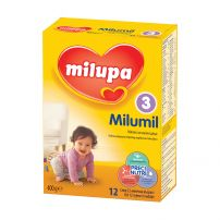 MILUMIL 3 (12М+) Мляко за малки деца, 400 гр.