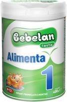 BEBELAN ALIMENTA 1 Преходно мляко 0-6м., 400 г.