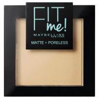 MAYBELLINE NEW YORK FIT ME MATTE Матираща пудра 115