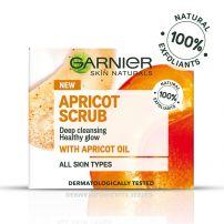 GARNIER SKIN NATURALS Скраб за лице apricot, 50 мл.