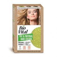 BIO VITAL 100% Натурална боя за коса Dark blond