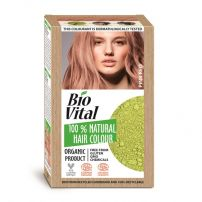 BIO VITAL 100% Натурална боя за коса Pink red