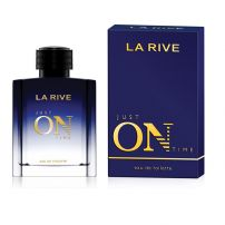 LA RIVE Just On Time EDT Мъжка парфюмна вода, 100 мл
