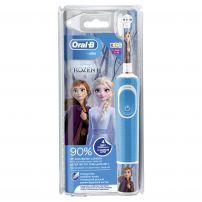 ORAL-B POWER VITALITY D100 Frozen детска електрическа четка