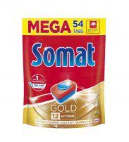 SOMAT GOLD DOYPACK Таблетки за съдомиялна голд, 54 таблетки