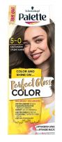 PALETTE PGC Боя за коса 5-0 средно кафяв
