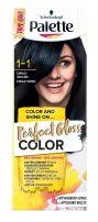 PALETTE PGC Боя за коса 1-1 синьо-черен