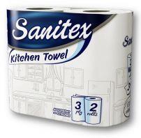 SANITEX Кухненска ролка макси, 2 бр.