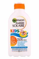 GARNIER AMBRE SOLAIRE Мляко за децаSPF50+ 200мл