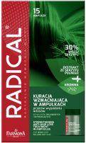 FARMONA RADICAL ANTI HAIR LOSS Ампули за коса, 15 бр. х 5 мл.