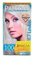 PRESTIGE LOVELY BLOND Обезцветител за коса 100