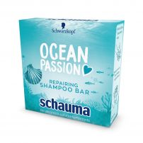 SCHAUMA OCEAN PASSION Твърд шампоан бар, 85гр.