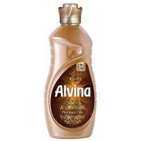 ALVINA DELUXE PERFUME Romantic - Романтик - скъпоценни масла (златен) 1850 мл