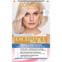 L'OREAL PARIS EXCELLENCE Боя за коса 3 Ultra-light ash blonde
