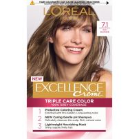 L'OREAL PARIS EXCELLENCE Боя за коса 7.1 Dark ash blonde