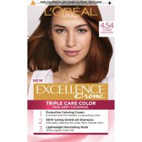 L'OREAL PARIS EXCELLENCE Боя за коса 4.54 Natural dark copper mahogany