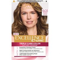 L'OREAL PARIS EXCELLENCE Боя за коса 6.03 Shining light brown
