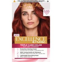 L'OREAL PARIS EXCELLENCE Боя за коса 6.66 Intense red