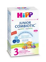 HIPP 3 COMBIOTIC Мляко за малко деца 2097, 500 гр