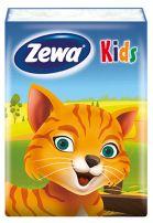 ZEWA SOFTIS Детски носни кърпи 4 пласта, 1 пакет