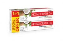 ASTERA HOMEOPATHICA COCO Паста за зъби, 2Х75 мл.