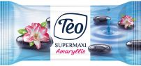 TEO SUPER MAXI Calming Amaryllis сапун, 140 гр.