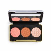 REVOLUTION X PATRICIA BRIGHT Палитра за лице Summer Sunrise Face Palette (Light), 1бр.
